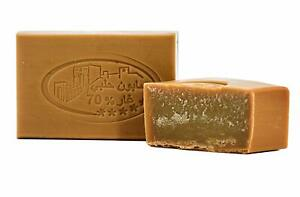 LUXUS Aleppo-Seife 70% Lorbeerölanteil, vegan Soap PH 8-9 handmade #Alepposeife