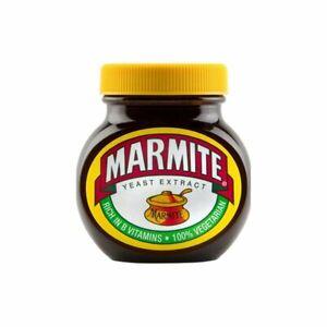 MARMITE YEAST EXTRACT spread 55g 100% vegetarian multi-vitamin variety