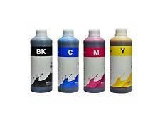 4 x 1L Inchiostri INKTEC R0001 compatibile con cartucce Ricoh GC-41 per stamp...