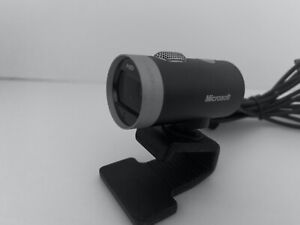 Microsoft Lifecam Cinema Webcam For Business Black Built-in microphone