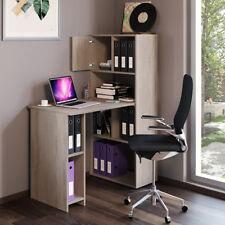 VICCO combinaison d'étagères de bureau 8 compartiments table de bureau table PC
