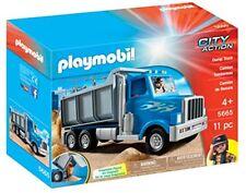 Jeux de construction camion
