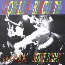 Start Today * by Gorilla Biscuits (Vinyl, Feb-1990, Revelation Records)