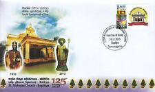 Special Commemorative Cover :  125th Anniversary - St. Nicholas Church, Bopitiya