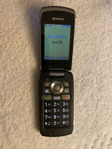 Kyocera Kona S2151 - Black (Sprint) Cellular Phone - Used - Works