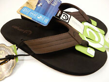 COBIAN MENS SANDALS COSTA CHOCOLATE SIZE 8