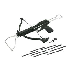 "ZY Toys 1:6 Scale Crossbow 8 Arrows Set Accessory Fit for 12"" Action Figure"