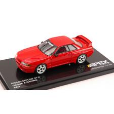NISSAN SKYLINE GT-R GROUP A RACING RED 1:43 Apex Replicas Auto Stradali