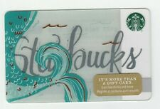 Starbucks collectible gift card no value mint #053 Green Tail