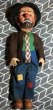 """Vintage Emmett Kelly """"Willie the Clown"""" Doll by Baby Barry"""