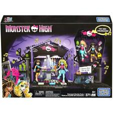 Monster High Mega Blocks Graveyard Garden Party 371 pc. New. with lights & sound