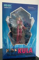 "SNK The King of Fighters KOF KULA DIAMOND 1/8 Scale 8"" Figure New in Box"
