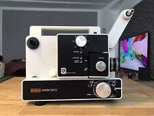 Eumig Mark 610 D - Super Single Standard 8 Filmprojektor 15-30mm Optik