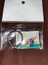 PHOTO FRAME KEYCHAIN KEY CHAIN CLEAR TRANSPARENT INSERT PICTURE