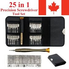 25 in 1 Precision Torx Screwdriver Repair Opening Tool Kit Set for iPhone Laptop