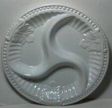 HOME Fuente Ovalada Porcelana 30/x 20/cm Blanco