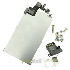 New LCD Assembly Small Parts Shield Frame Home Button Camera For iPhone 5S