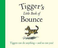 Winnie-the-Pooh: Tigger's Little Book of Bounce (Wisdom of Pooh), UK, Egmont Pub