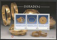 Nederland 2018 Postset 3012 Rijksmuseum voor Oudheden Sieraden - in envelop