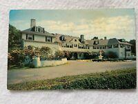 Lighthouse Inn, New London Connecticut Vintage Postcard