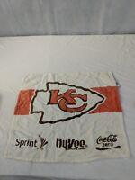 "Kansas City Chiefs Hand Towel McArthur 100% Cotton15"" x 17"" i20"