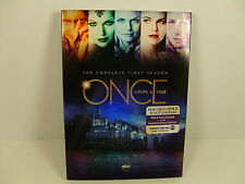 ONCE Upon a Time The Complete First Season DVD 2012 5-Disc Set O Sleeve