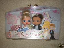 New Bratz Babyz Bride and Groom w/ Diamond Ring For You