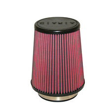 "Airaid Universal Air Filter Cone 4"" x 7"" x 4 5/8"" x 7"" w/ Short Flange Red"