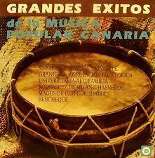 GRANDES EXITOS DE LA MUSICA POPULAR CANARIA-MESTISAY + LOS VIEJOS + CHASNEROS +