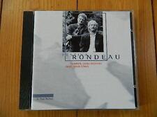 Edgar Strack, Orgel Georg Dieckhues, Trompete, FESTIVA RONDEAU / CD 1998 RAR!