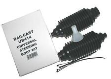 Bailcast Universal Steering Rack Boot Gaiter Kit With Fitting Cone NEW