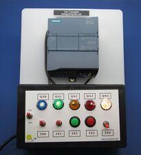 Siemens S7 1200 PLC Trainer, Cable, Software, Ethernet, TIA Portal V15 Basic
