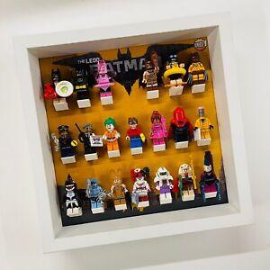 Display case Frame for Lego Batman Movie Series 1 71017 27cm