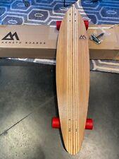New listing Magneto Hana Pintail Longboard - New