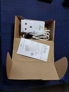 LIME Energy Saving Plug