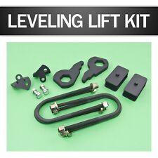 """Steel Front 1-3"""" + Steel Rear 2"""" Lift Kit Shock Extender _ Ram 1500 02+ 4WD"""