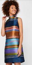 NWOT Ted Baker IVARA Striped jaquard tunic dress Size 5(US 12)  RT $389