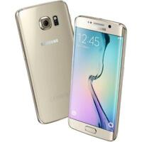 Samsung Galaxy S6 Edge - Gold - 32GB (Factory GSM Unlocked; AT&T / T-Mobile)