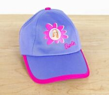 Kid's Barbie Doll Baseball Cap Hat Children's Adjustable