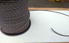 20m X 5mm GREY DOUBLE BRAID WITH DYNEEMA® CORE, YACHT & MARINE ROPE tens:1300kg