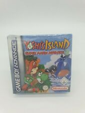 NEW SUPER MARIO ADVANCE 3 YOSHI'S Nintendo Gameboy Game boy GBA FACTORY SEALED