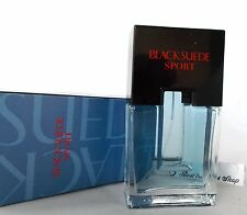 Avon Black Suede Sport Men's Eau de Toilette Spray Genuine 75ml