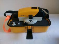 Nivelliergerät Nauf 3,2 Nivellierer Laser Vermessung Rotationslaser