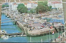 "Vintage Tuco Puzzle Miniatures ""La Rochelle Harbor"" 5-1/4 x 7in. 75-100pc, 1950s"