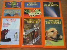 Navigators Social Studies/Math/Biography/Science Series book set