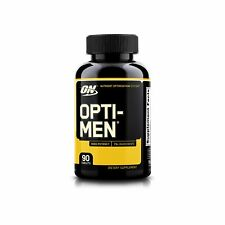 Optimum Nutrition (ON) Opti-Men Multivitamin 90 Tablets Free Shipping