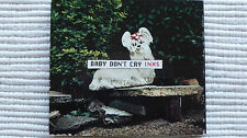 INXS Baby Don't Cry (Very Rare/VGC) Original UK 1 track CD PROMO