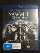 SNOW WHITE & THE HUNTSMAN  BLURAY