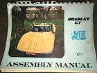 RARE Original 1976 Bradley GT Automotive Assembly Manual