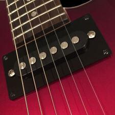 Guitar Parts CONVERSION PICKUP MOUNTING RING Humbucker Single Coil - BLACK